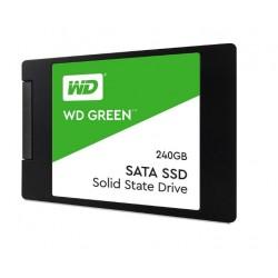 اس اس دی اینترنال وسترن دیجیتال مدل Green PC WDS240G2G0A ظرفیت 240 گیگابایت